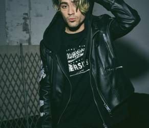 Zayn Malik stilista, capsule collection per Versus Versace