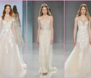 WATCH: Galia Lahav's Bridal Collection 2018 FOTO... STUNNING