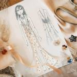 Selena Gomez, look in lingerie romantica al Met Gala 7