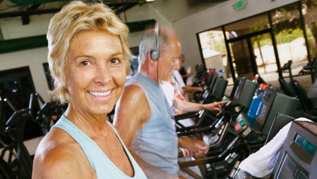 Giovani a lungo? Fare sport frena l'invecchiamento