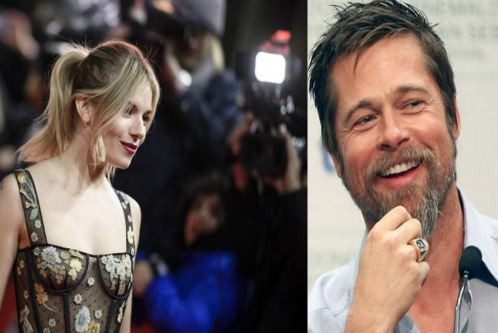 Brad Pitt e Sienna Miller: nuova coppia dell'estate?