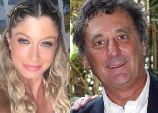 Maddalena Corvaglia e Enzo Iacchetti: di nuovo amore?