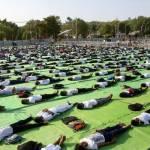 Yoga, Giornata Internazionale FOTO: Attrice indiana lo fa col pancione12