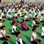 Yoga, Giornata Internazionale FOTO: Attrice indiana lo fa col pancione11