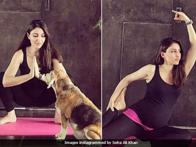 Yoga, Giornata Internazionale FOTO: Attrice indiana lo fa col pancione5