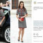 Kate Middleton sfida la regina e mostra le gambe: FOTO