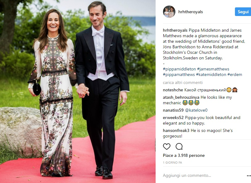 Kate Middleton, Pippa Middleton abito lungo: sfida di look FOTO