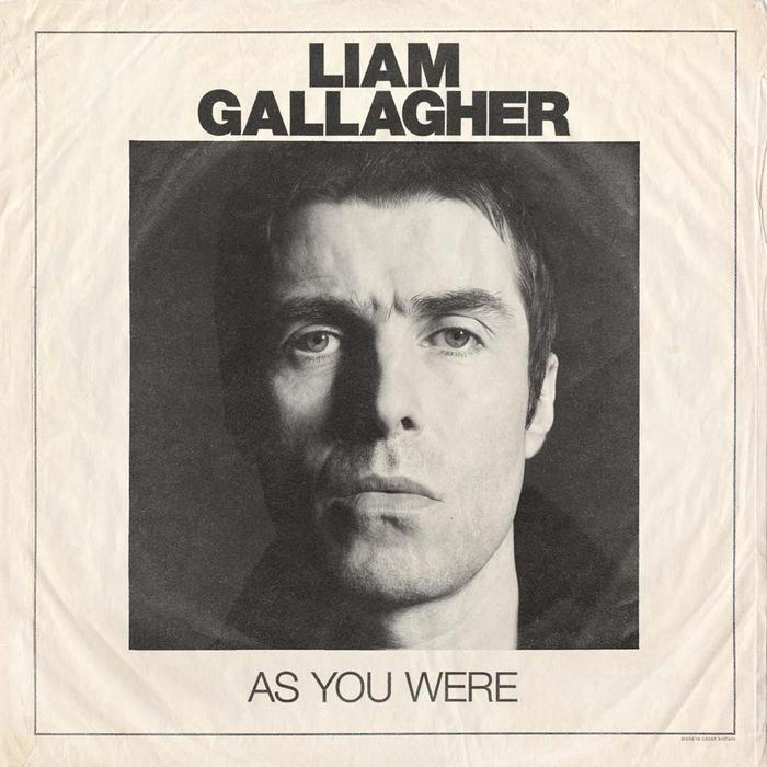 "Liam Gallagher, a ottobre primo album solista ""As You Were"""