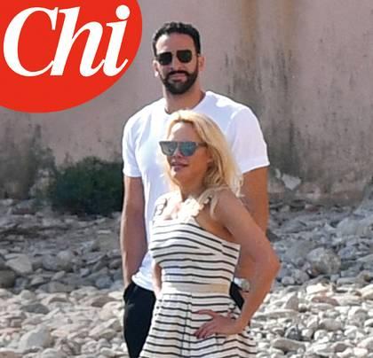Pamela Anderson, nuovo amore è il calciatore Fadel Rami FOTO