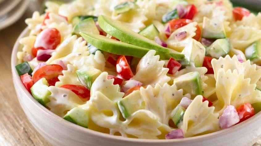 Carboidrati sani: pasta, riso e legumi freddi fanno meglio