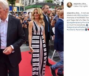 Richard Gere e Alejandra Silva: amore a prova di red carpet