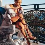Rihanna per Manolo Blahnik: linea sandali gioiello FOTO