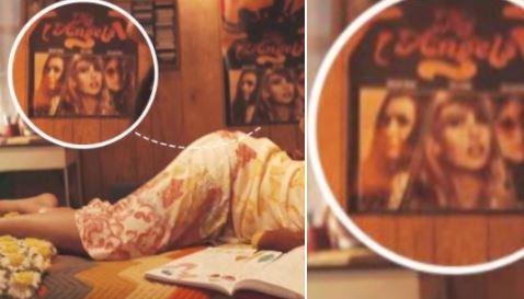 Selena Gomez, foto di Taylor Swift nascosta nel video Bad Liar?