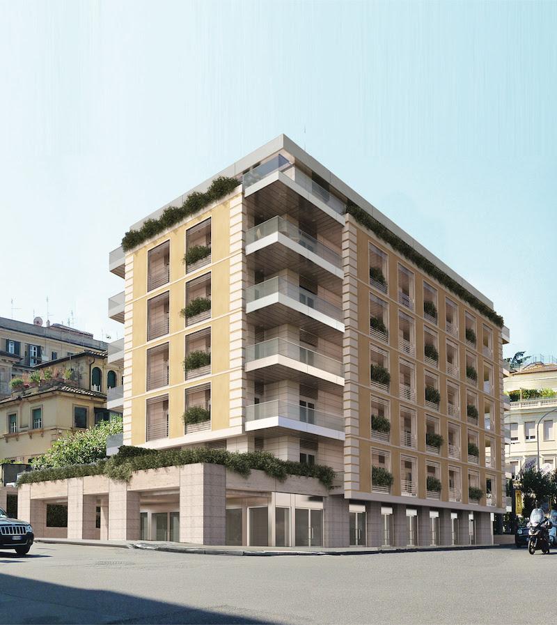 Palazzo Pitagora un nuovo concetto di edilizia green a Roma