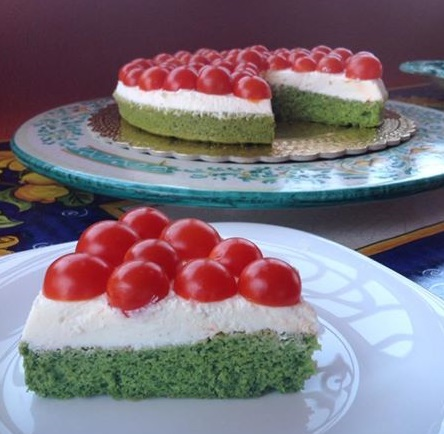 Crostata Tricolore senza glutine