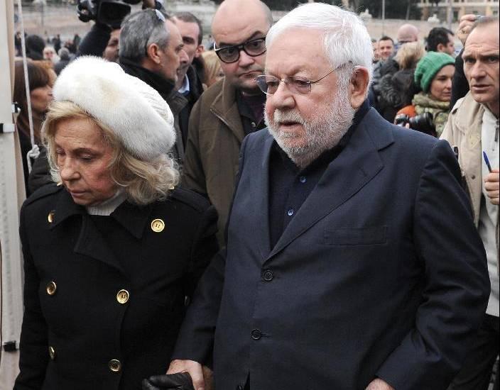 Paolo Villaggio: età, chi è la moglie Maura Albites, figli FOTO