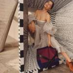 Laetitia Casta protagonista della campagna Loewe FOTO