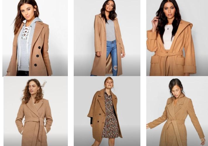 10 cappotti cammello economici e stilosissimi