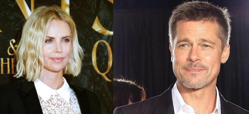 """""""Brad Pitt e Charlize Theron stanno insieme"""": il nuovo scoop è esplosivo!"""