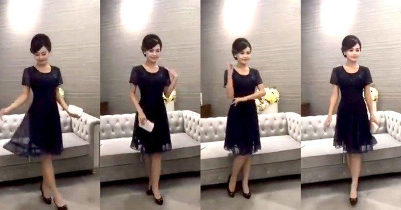 """Cina, la regina dello """"speed-posing"""": 30 pose in 15 secondi"""