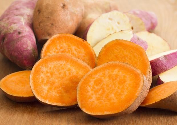 Patate dolci, alimento perfetto contro glicemia alta e diabete