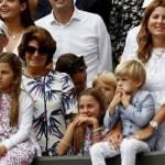Roger Federer, moglie Miroslava Vavrinec, età, figli FOTO