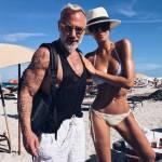 Gianluca Vacchi, Ariadna Gutierrez è il nuovo amore?
