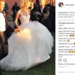 Ilary Blasi, la sorella Melory si è sposata: FOTO matrimonio