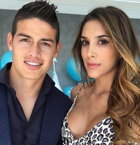 James Rodriguez e Daniela Ospina si separano: nozze al capolinea
