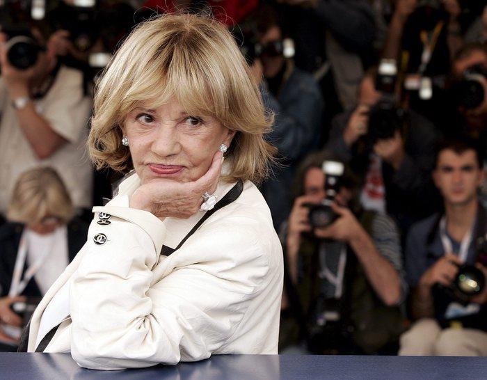 Morta Jeanne Moreau: icona del cinema francese, aveva 89 anni