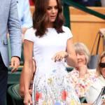 Kate Middleton, passione bianco: i look più belli FOTO