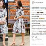 Kate Middleton sbaglia il look: caduta di stile FOTO