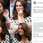 "Kate Middleton, smacco a William: ""A Wimbledon ha flirtato..."""