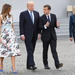 Melania Trump, Kate Middleton: abito simile, chi copia? FOTO
