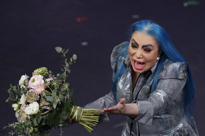 Loredana Bertè Sanremo, standing ovation del pubblico