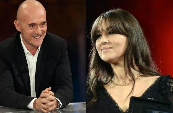 """""""Monica Bellucci sta con un personaggio molto famoso"""": parola di Signorini"""