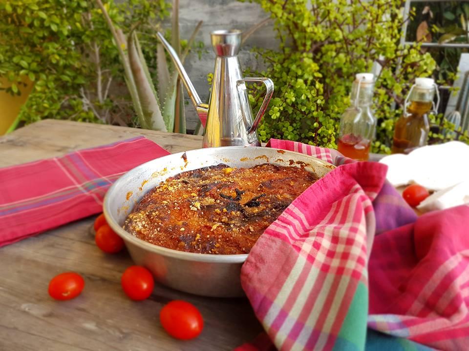 Parmigiana di Melanzane alla catanese