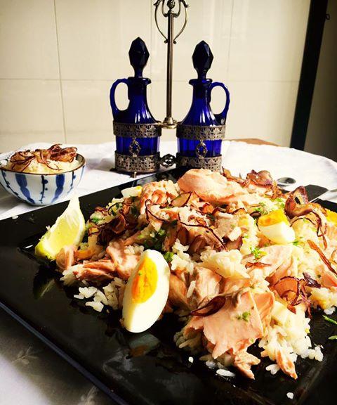 Kedgeree, la tipica colazione delle colonie indiane
