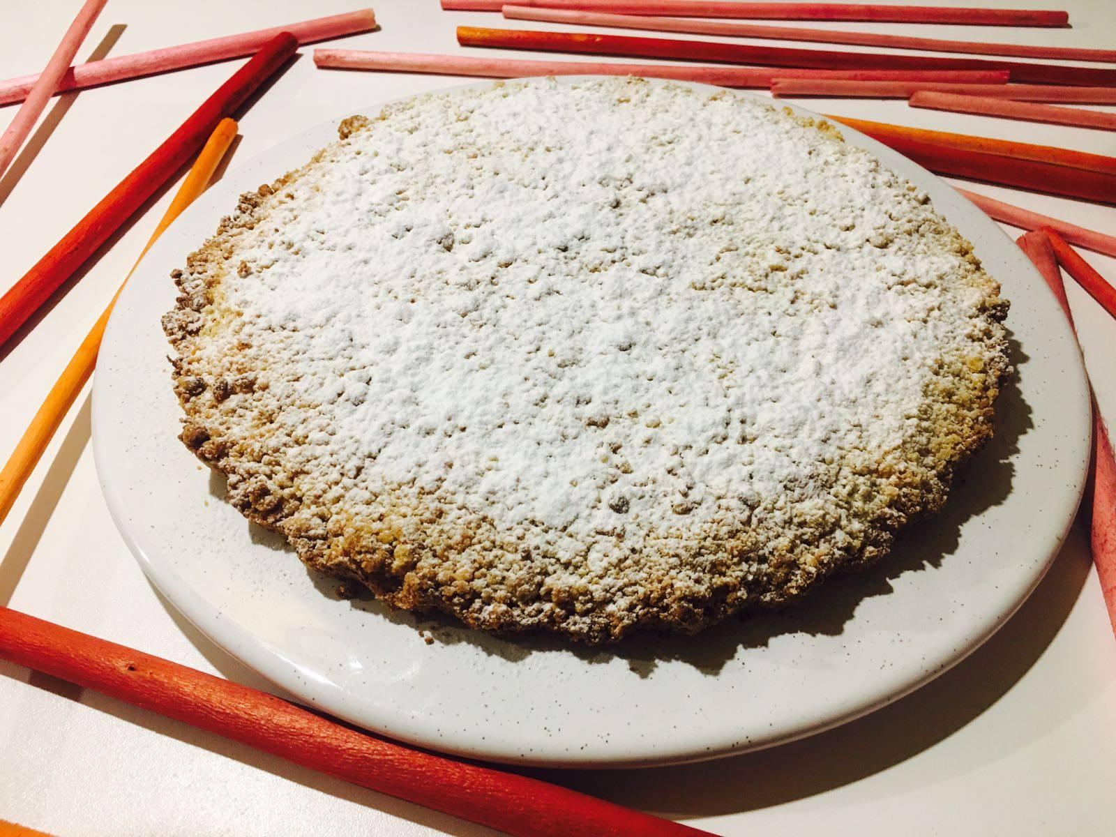 Crostata Sbriciolata... un dolce popolare buono e genuino VIDEO