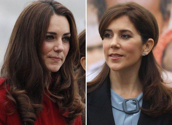 Mary di Danimarca, Kate Middleton la sua icona di stile? La prova