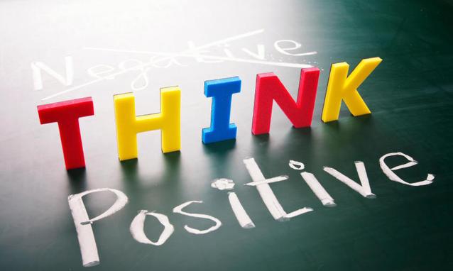 Piccoli trucchi per recuperare la positività
