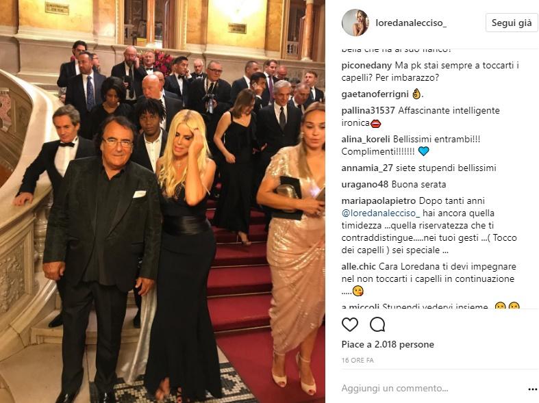 Loredana Lecciso e AlBano più uniti che mai: FOTO lo dimostra