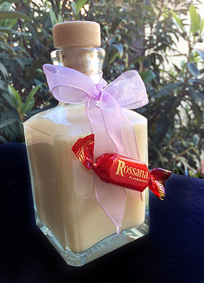 Liquore Rossana... Un liquore d'altri tempi!