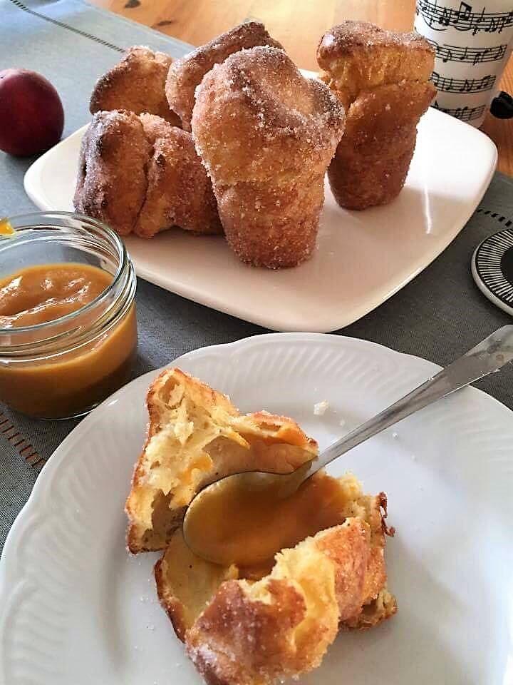 Yorkshire Pudding Ricetta Bimby.Popovers La Versione Americana Degli Yorkshire Pudding