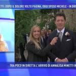 Annalisa Minetti: età, chi è il marito, figli, altezza FOTO