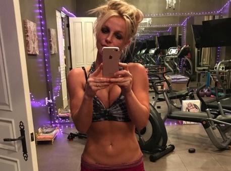 Britney Spears in super forma: fisico al top FOTO