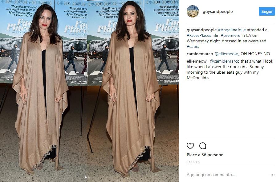 Angelina Jolie troppo magra? Il mistero dietro il suo look FOTO