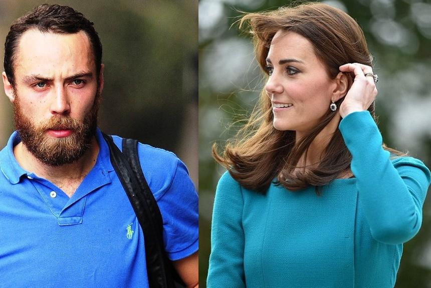 Kate Middleton, il fratello James si è fidanzato con...