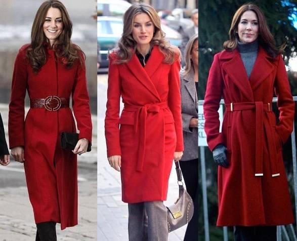 kate-middleton-letizia-ortiz-mary-di-danimarca-cappotto-rosso-mania-foto