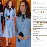 "Kate Middleton: ""Abito Temperley London nasconde un segreto"" FOTO"